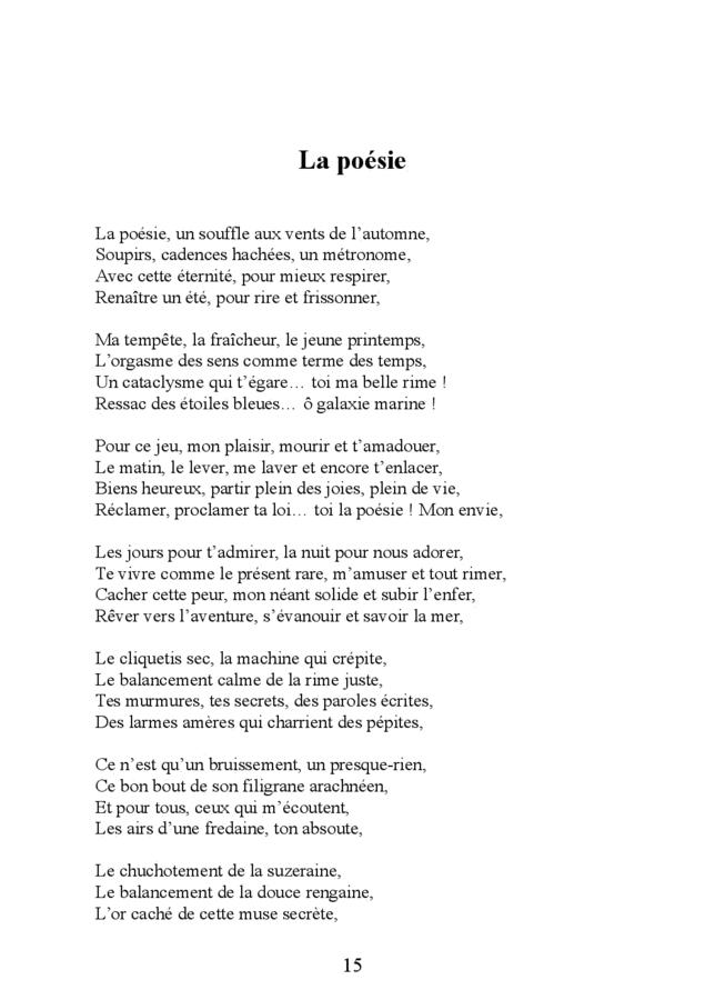 Extrait De Lebook Poèmes Parisiens Atramenta