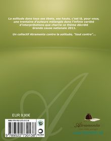 "4�me de couverture de ""Solitudes"""