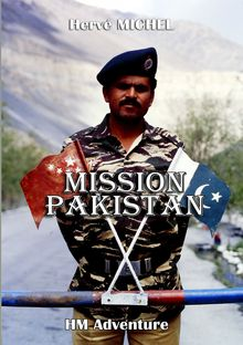 "Couverture ""Mission Pakistan"""