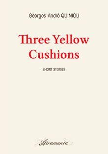 "Couverture ""Three yellow cushions"""
