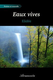 "Couverture ""Eaux vives"""