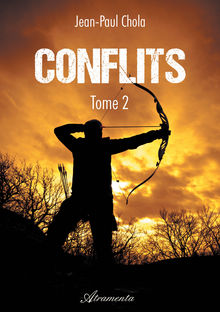 "Couverture ""Conflits - Tome 2"""