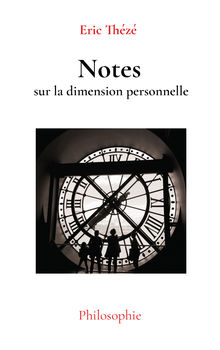Notes sur la dimension personnelle