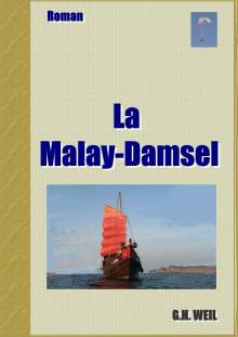 "Couverture ""La Malay-Damsel"""