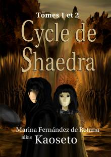 "Couverture ""Cycle de Shaedra"""