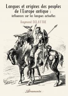 "Couverture ""Langues et origines des peuples de l'Europe antique"""