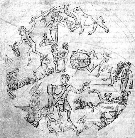 Aquarius datant d'un mâle Verseau