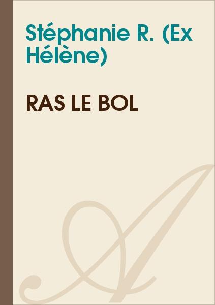 Hélène - Ras le bol