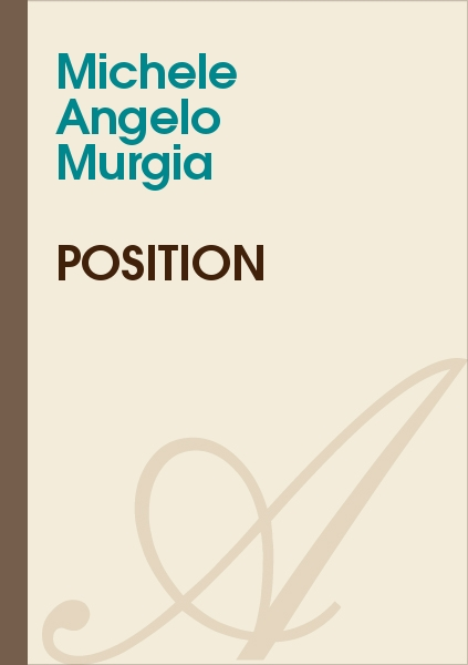 Michele Angelo MURGIA - POSITION