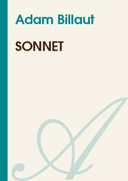 Adam Billaut - Sonnet