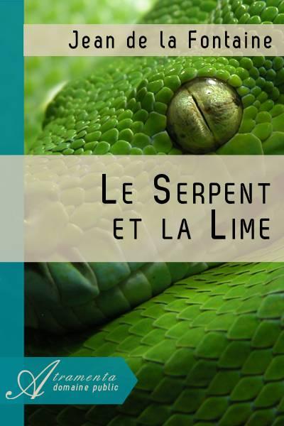 Jean de la Fontaine - Le Serpent et la Lime