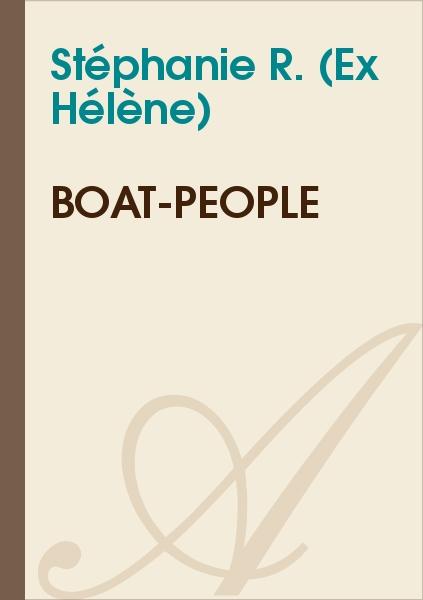 Stéphanie R. (Ex Hélène) - Boat-people