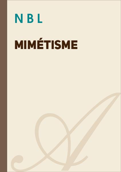 N.B.L. - Mimétisme
