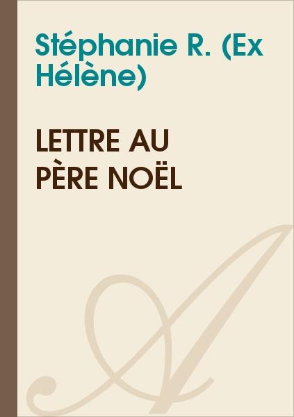 Hélène - Lettre au Père Noël