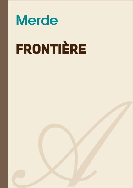 Bulb E-Traym - Frontière