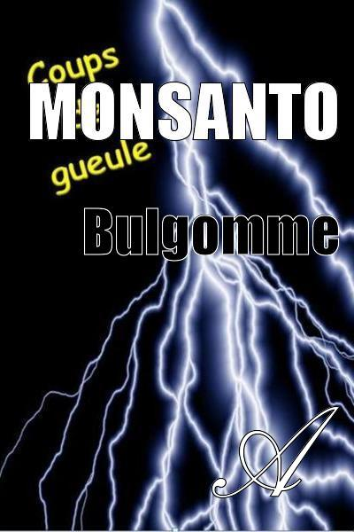 Bulgomme - Monsanto
