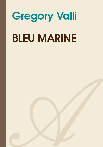 Gregory Valli - Bleu marine