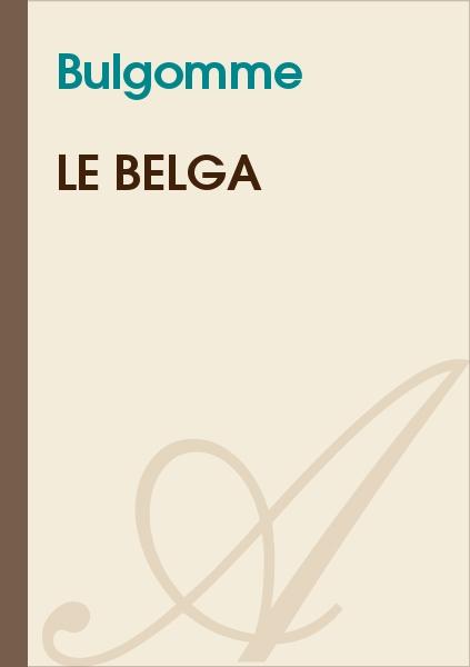 Bulgomme - Le Belga