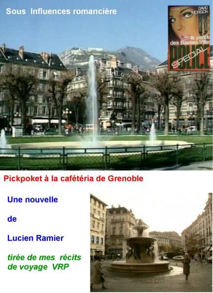 Lucien Ramier - Un pickpoket à la cafétéria de Grenoble