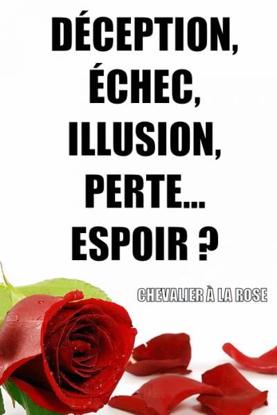 Chevalier à la Rose - Déception, échec, illusion, perte... Espoir ?