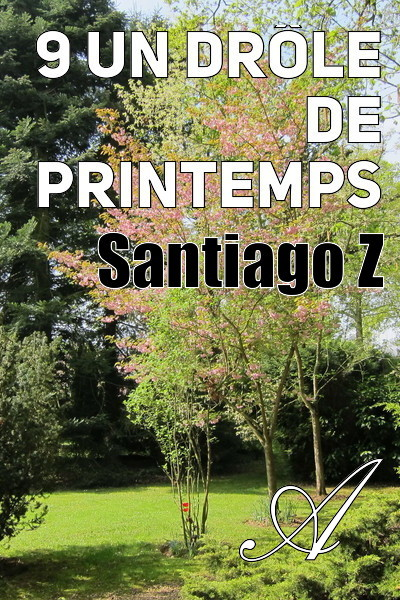 Santiago Z - 9 Un drôle de printemps